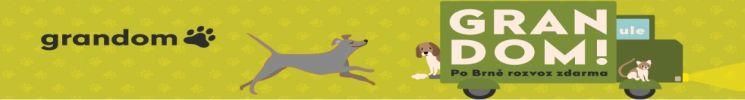 Granule pro psy Brno a okolí