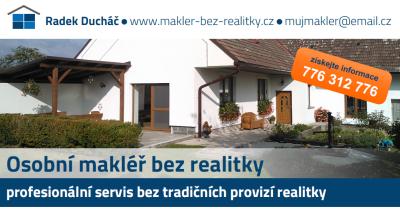 Makléř bez realitky - Brno